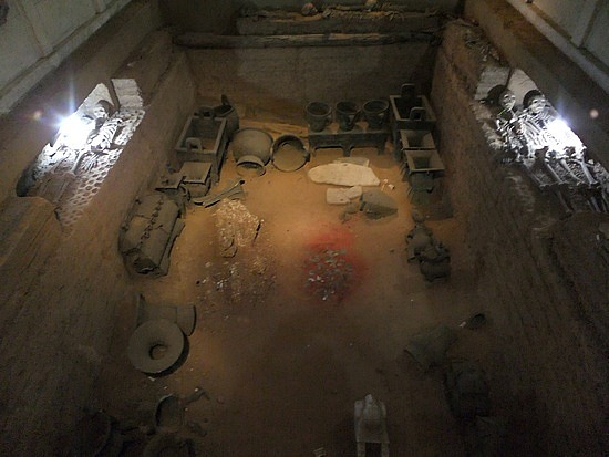 Yin Ruins & Royal Cemetary