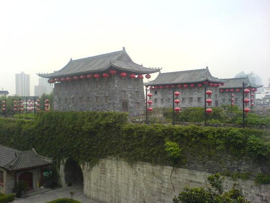 Nanjing - Zhongshan City Gate (4)