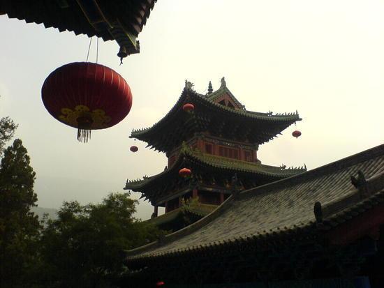 The Shaolin Monastery N Song Shan (8)