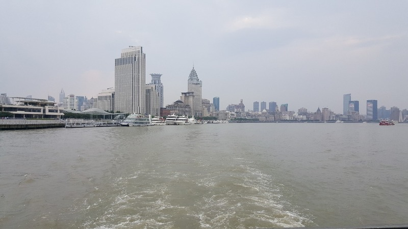 The Bund, Hooters & Ting