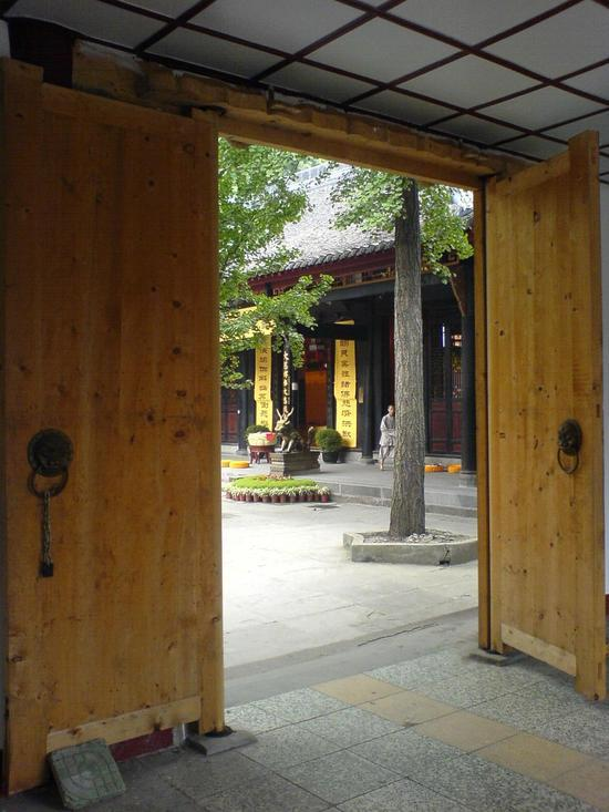Wenshu &  Temple Renmin Park (3)