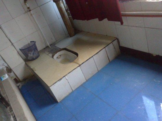 Xinyang  Crappy Hotel