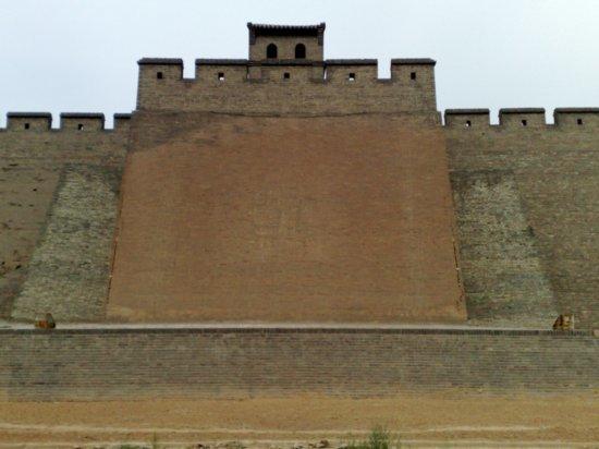 13-Pingyao Wall Adventure