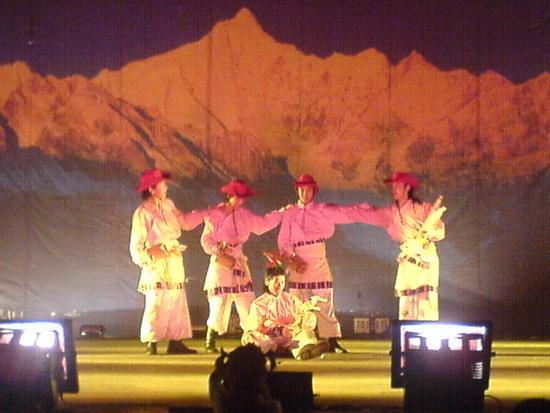 The Minority Peoples Dance (4)
