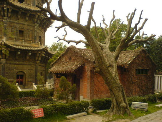 Kaiyuan Si Temple (35)