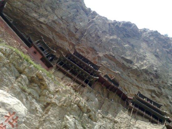 Hanging Monastery & Mu Ta Pagoda