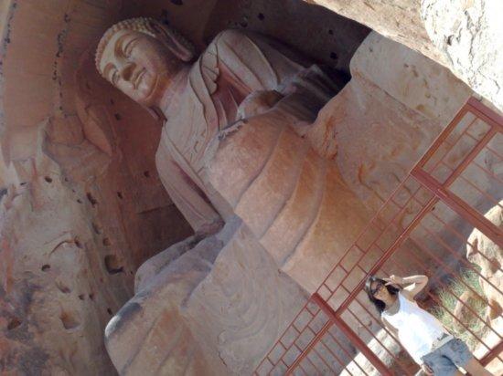 4-Xumi Shan Grottoes