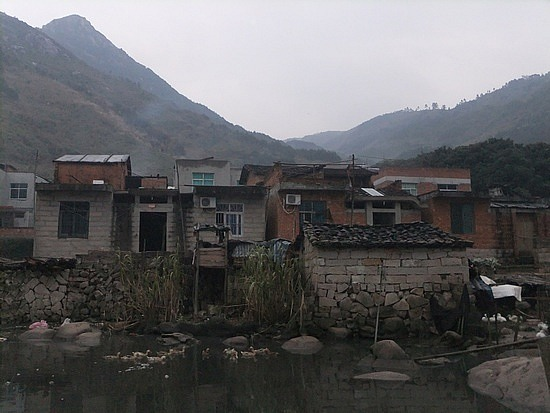 Sandu'ao Floating Village