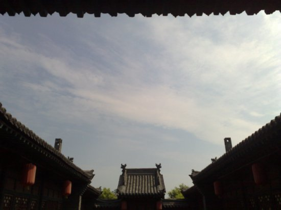 30-Shapely Roof Tops & Chinese Theatre