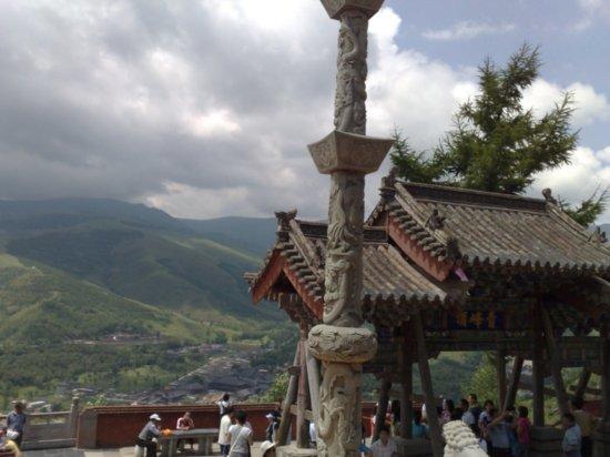 8-Wutai Shan Temple Adventure