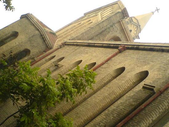 Kaifeng - Beautiful Church (3)
