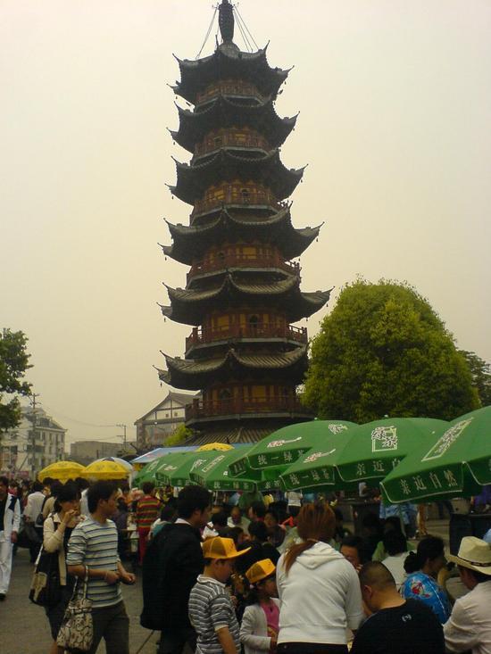 Shanghai City Temple Adventure (7)