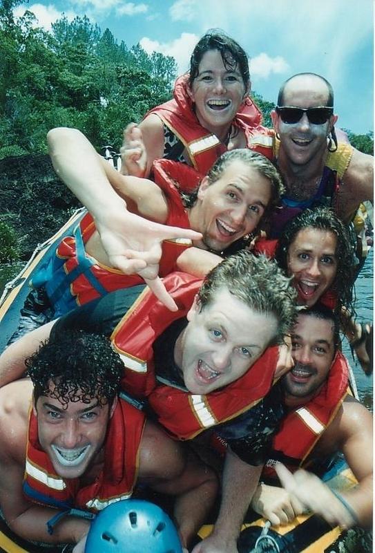 Port Douglas and Cairns - February 1995 (7)