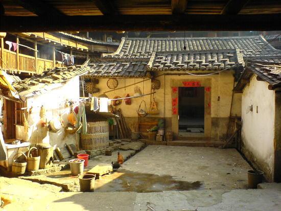 Chuxi Hakka Earth Building Group (27)