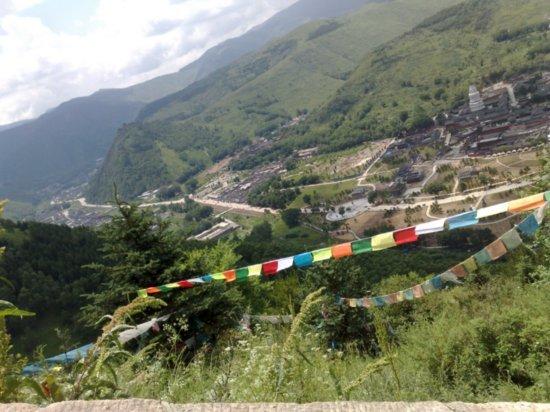 2-Wutai Shan Temple Adventure