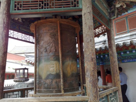 22-Wutai Shan Temple Adventure