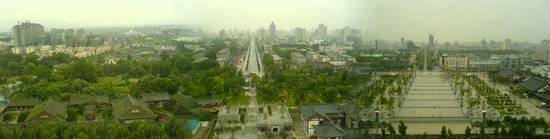 Big Goose Pagoda & City Square (27)