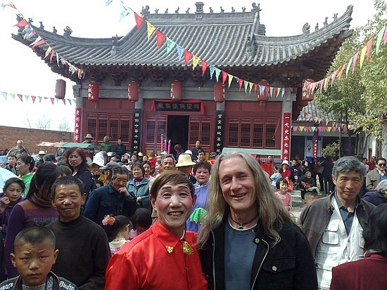 Zhang Qian Tomb & Local Temple Festival