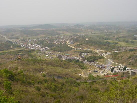 Gan Zhuang Shan Festival (12)