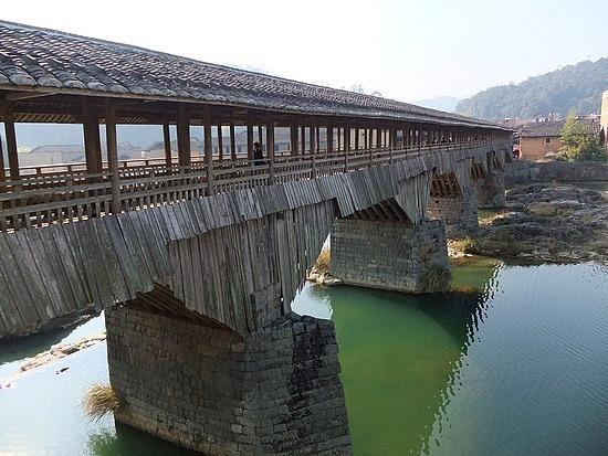 The Wan'an Bridge Adventure