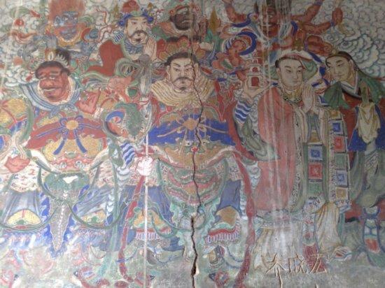 21-Yungang Grottoes Datong