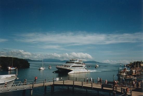 Port Douglas and Cairns - February 1995 (16)