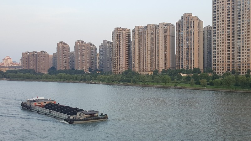 A Move To The East Coastal Ningbo