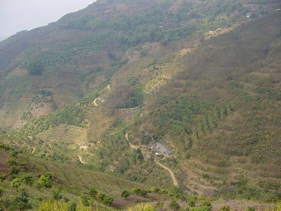 The Jinghong Mud Map Walk (7)