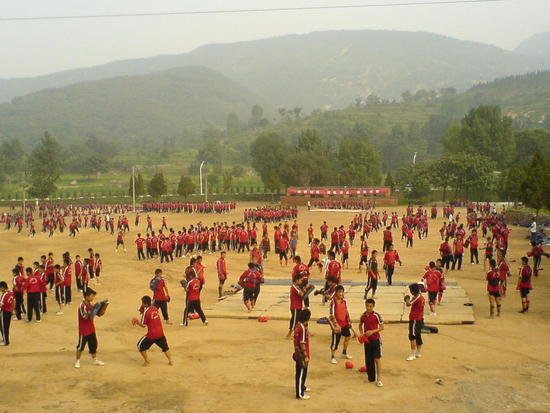The Shaolin Monastery N Song Shan (21)