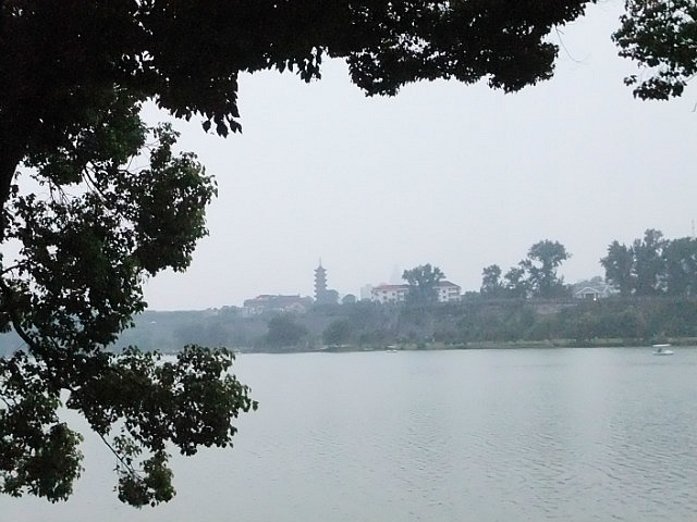 Ming Wall & Xuanwu Lake
