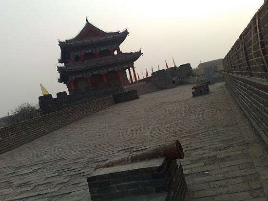 Kaifeng Ancient & The New. Life,Walls Food & Parks