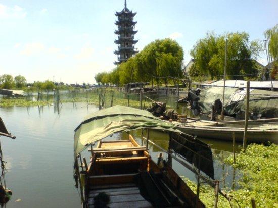 Zhouzhuang Water Village 31