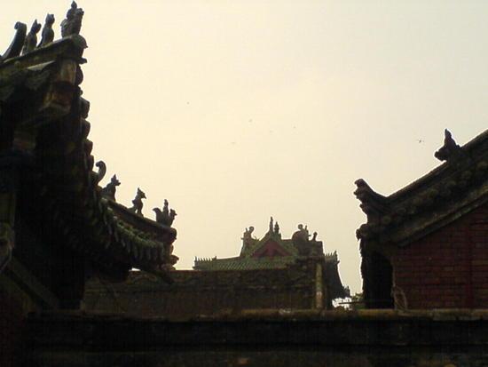 The Shaolin Monastery N Song Shan (5)