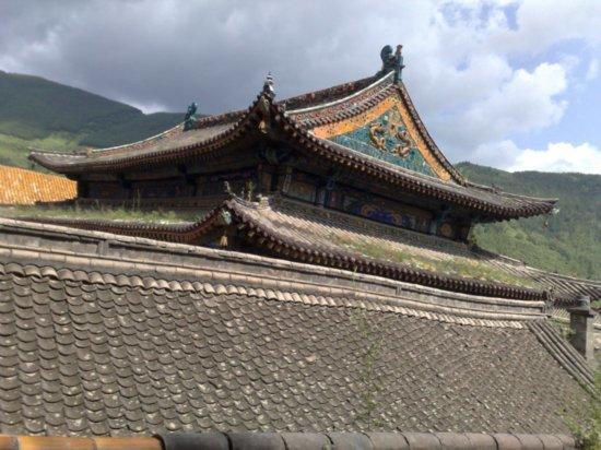 21-Wutai Shan Temple Adventure