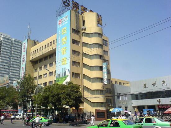 Baiyin Good Bye & Lanzhou Streets (8)