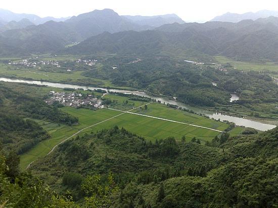 Qi Yun Shan Adventure
