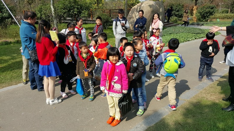 A Day At The Zoo With My Students