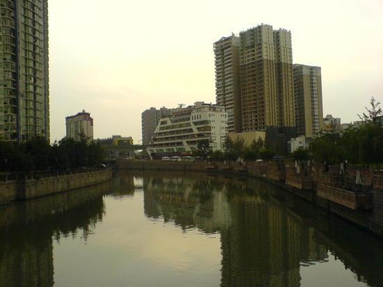 Jinnin & Qingang District Walk (7)