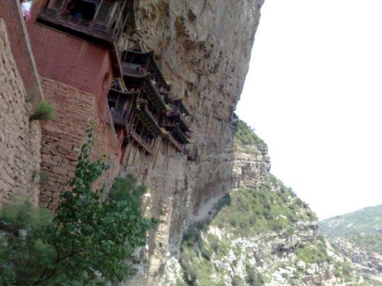 3-Hanging Monastery & Mu Ta Pagoda