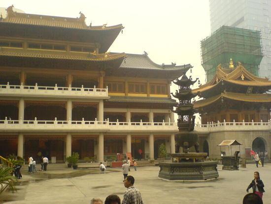 Shanghai City Temple Adventure (39)