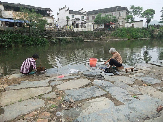 Wuyuan County & Villages Adventure