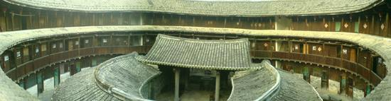 The Zhenfu Hakka Earth Building (6)
