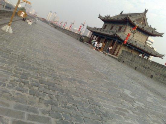 23-Xian City Wall Adventure