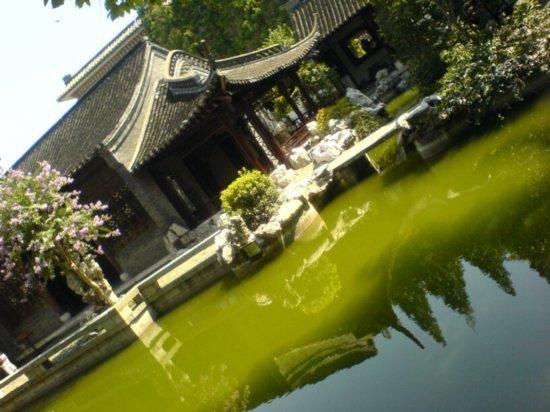 Yangzhou - He Gardens 2