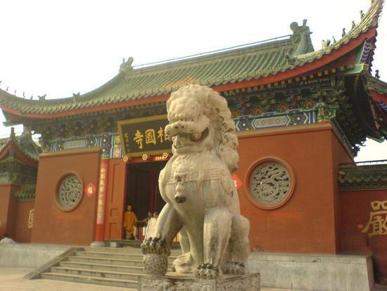 Kaifeng - Grand Buddha Temple
