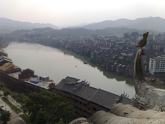 Sanjiang Town Adventure