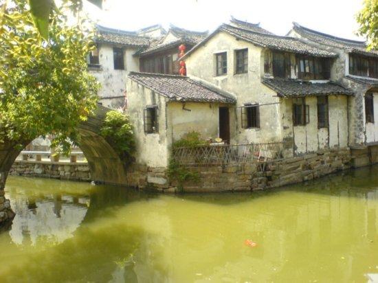 Zhouzhuang Water Village 18