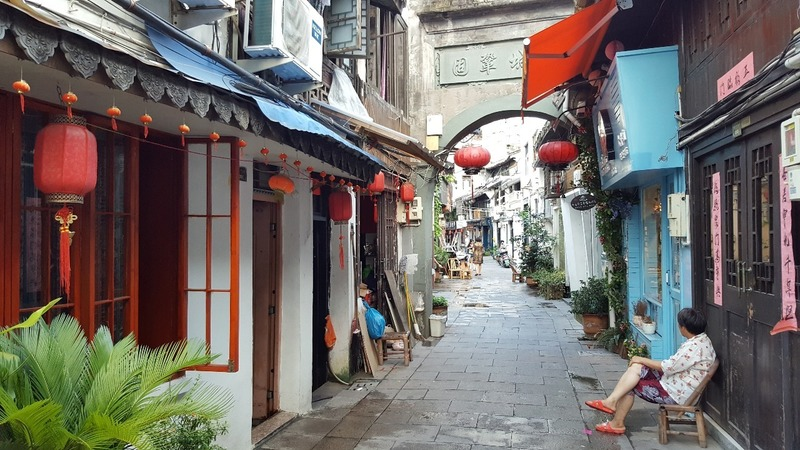Wenzhou Old Town Adventure
