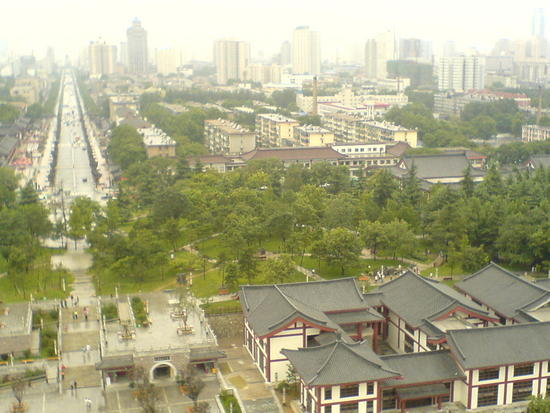 Big Goose Pagoda & City Square (25)