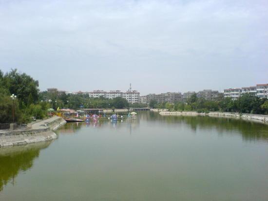 Baiyin Mappin The Town (3)